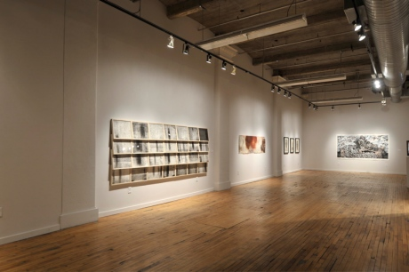 Installation view, Tempting Equilibrium
