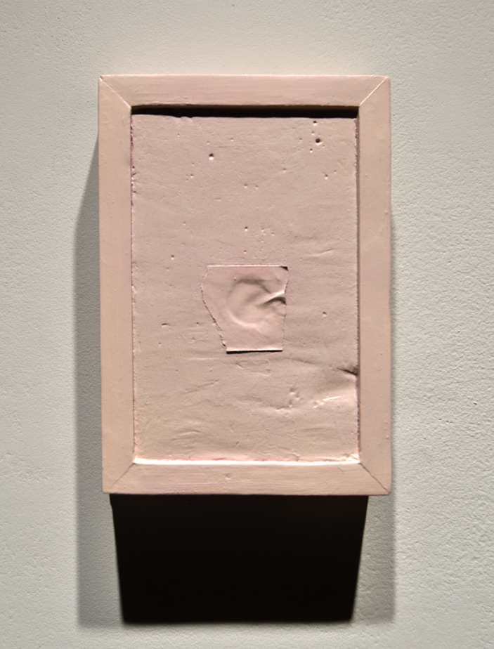 "Jane Fox Hipple, ""Pink Thing"""