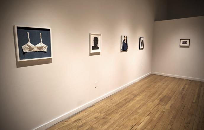 2.21.2018--The XOXO exhibition at the Des Lee Gallery. James Byard/Washington University