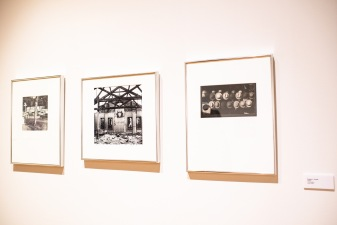 Buffalo, photography from the 1950s, Robert C. Smith Retrospective Exhibit Opening, Des Lee Gallery, St. Louis, MO